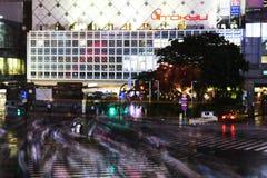 Shibuya Überfahrt Lizenzfreies Stockbild