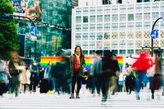 Shibuya immagine stock libera da diritti