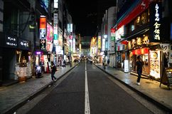 Shibuya Royalty Free Stock Image