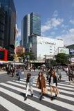 Shibuya Stock Image