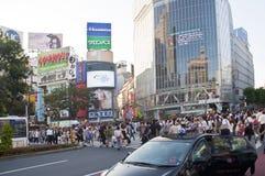 Shibuya crossing,Tokyo Stock Images