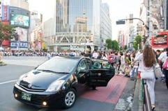 Shibuya crossing,Tokyo Royalty Free Stock Photo