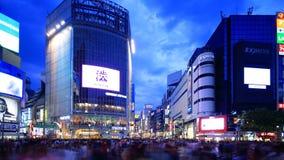 Shibuya Crossing,Tokyo,Japan stock footage