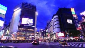Shibuya Crossing,Tokyo,Japan stock video