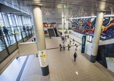 Shibuya stacja Obrazy Stock