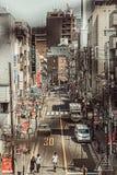 Shibuya, Tokio imagenes de archivo