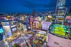 Shibuya, Tokio Imagen de archivo libre de regalías