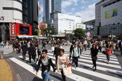 Shibuya, Tokio Zdjęcie Stock