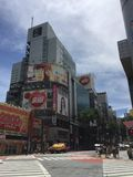 Shibuya royalty free stock image