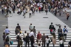 Shibuya, Tokyo Stockfotografie