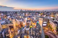 Shibuya, Tokyo, Japan Royalty Free Stock Images