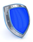 Shield antivirus Royalty Free Stock Images