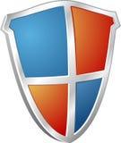 Shield, Escutcheon, Heater Shield Royalty Free Stock Image
