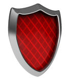 Shield icon Royalty Free Stock Photos