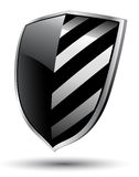 Shield icon Stock Photo