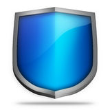 Shield icon Stock Photos