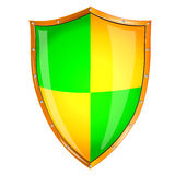Shield,  illustration Royalty Free Stock Images