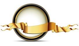 Shield modern Stock Image