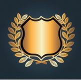 Shield seal Royalty Free Stock Photography
