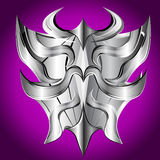 Shield, vector illustration Royalty Free Stock Images