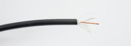 Shielded cable Royalty Free Stock Photos
