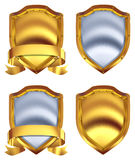 Shields Royalty Free Stock Image