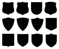 Shields / Labels. Vector Stock Images