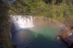 Shifen waterfall Stock Photography