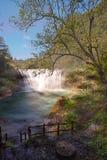 Shifen waterfall Stock Image