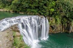 Shifen Waterfall Stock Photo
