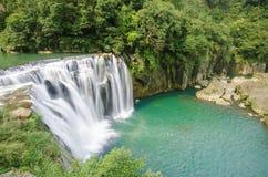 Shifen Waterfall,Taiwan Stock Image