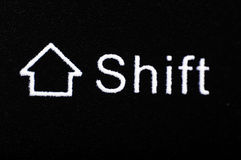 Shift Stock Photo