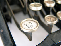 Shift key Royalty Free Stock Image