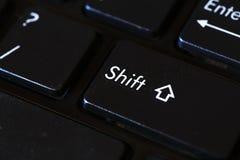 Shift key Royalty Free Stock Image