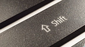 Shift Key Stock Image