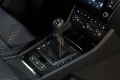Shift knob Stock Image