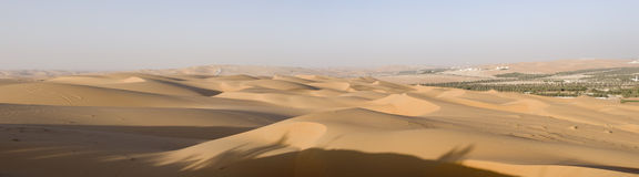 Shifting sands Royalty Free Stock Images