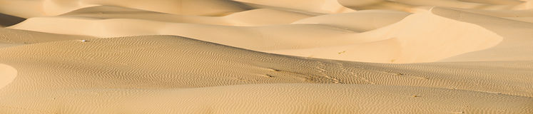 Shifting sands Royalty Free Stock Photos