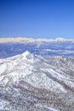 Shiga Kogen in winter Stock Image