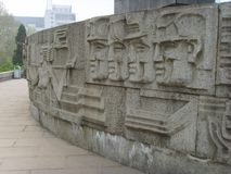 Shijiazhuang, Liberation Monument Stock Images
