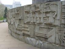 Shijiazhuang, monument de libération images stock