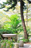 Shijing mountain park Royalty Free Stock Photo