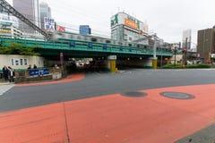 Shijuku区 免版税库存照片