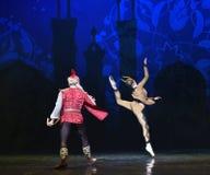 "Shikagari- ballet ""One Thousand and One Nights"" Stock Photography"