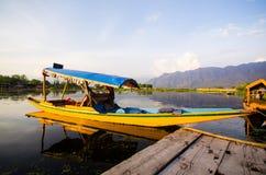 Shikara boat Royalty Free Stock Image
