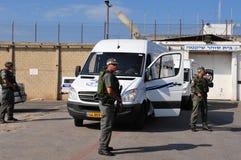 Shikma-Gefängnis - Israel Stockfoto