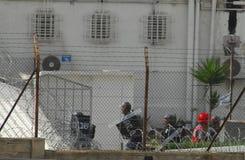Shikma Prison - Israel Stock Photos