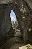 Shilin, каменный лес Стоковые Изображения RF