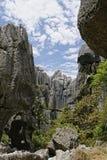 Shilin, forêt en pierre Image libre de droits