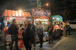 Shilin-Nachtmarkt Taipeh China Lizenzfreies Stockbild